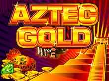 Игровые автоматы и игры Aztec Gold