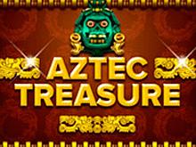 Новые игровые автоматы Aztec Treasure