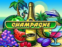 Игровые автоматы онлайн без СМС Champagne
