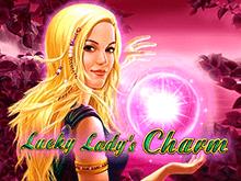 Игровые автоматы Lucky Lady's Charm