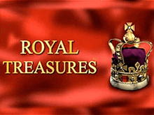 Демо игровых автоматов Royal Treasures