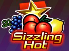Играть бесплатно в игровые автоматы Sizzling Hot