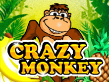 Азартные игры Crazy Monkey онлайн