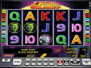 Азартная игра Golden Planet