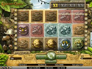 Азартная игра Gonzo's Quest