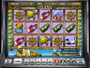 Азартная игра Island