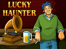 Автоматы Lucky Haunter в казино