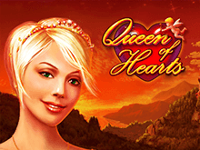 Автоматы Queen Of Hearts онлайн