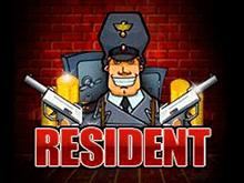 Азартные игры Resident в казино