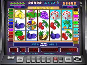 Азартная игра Slot-O-Pol Deluxe