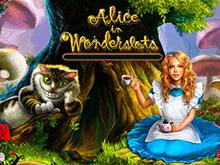 Онлайн игровой автомат Алиса В Стране Чудес