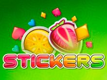 Онлайн игровой автомат Стикеры