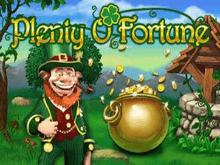 Забавный персонаж и крупные выигрыши в онлайн-игре Plenty O'Fortune