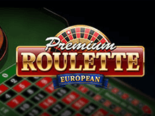 Качественная онлайн игра Европейская Рулетка Премиум