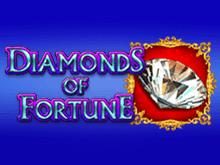 Игровой слот Diamonds Of Fortune